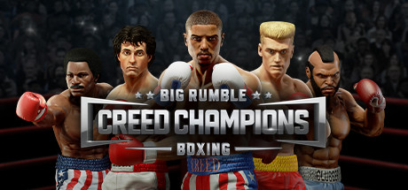 Big Rumble Boxing Creed Champions Free Download PC Game