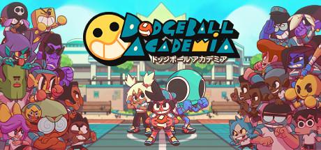 Dodgeball Academia Free Download PC Game