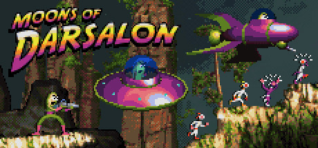 Moons Of Darsalon Free Download PC Game