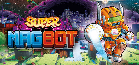 Super Magbot Free Download PC Game