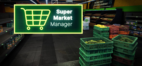 Supermarket Manager Free Download PC Game